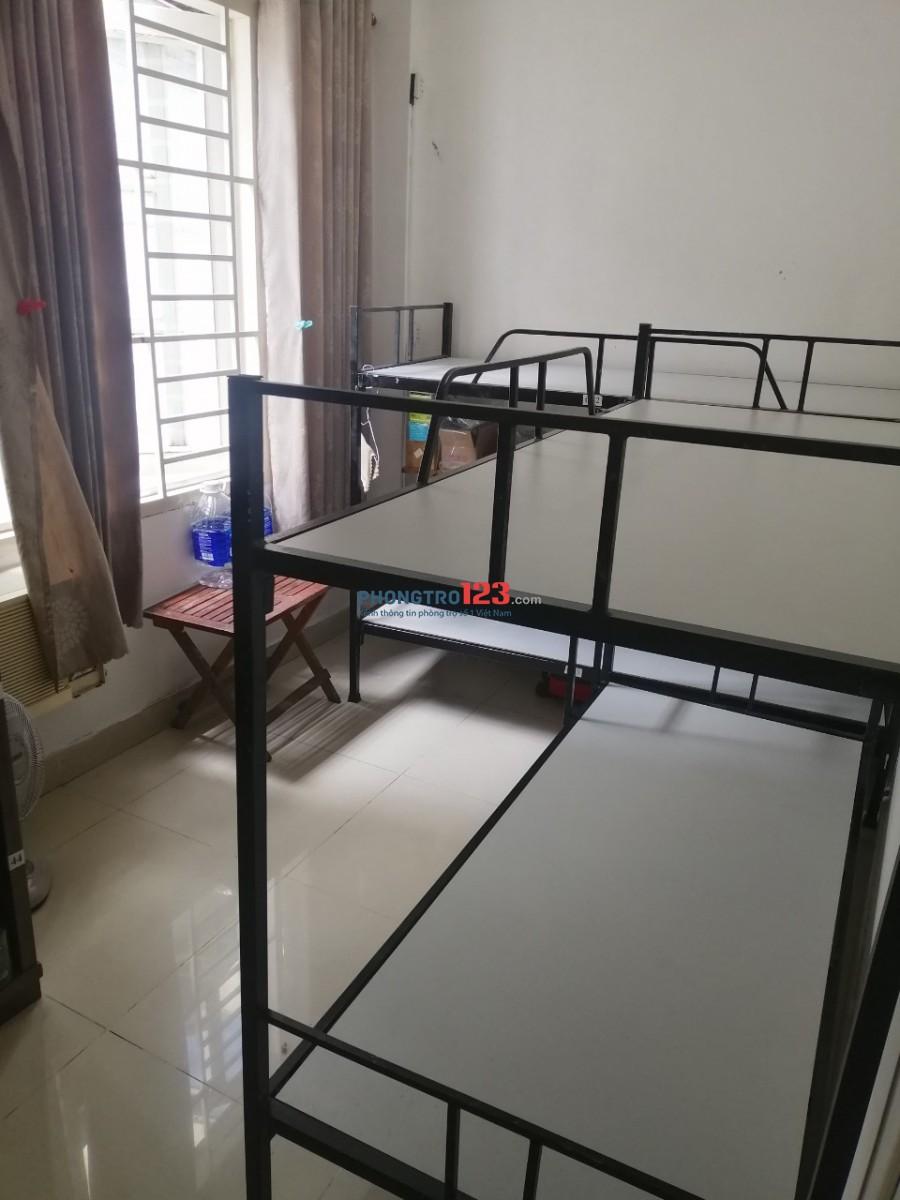 Phòng trọ ký túc -Tân Bình 35m² 700K/tháng