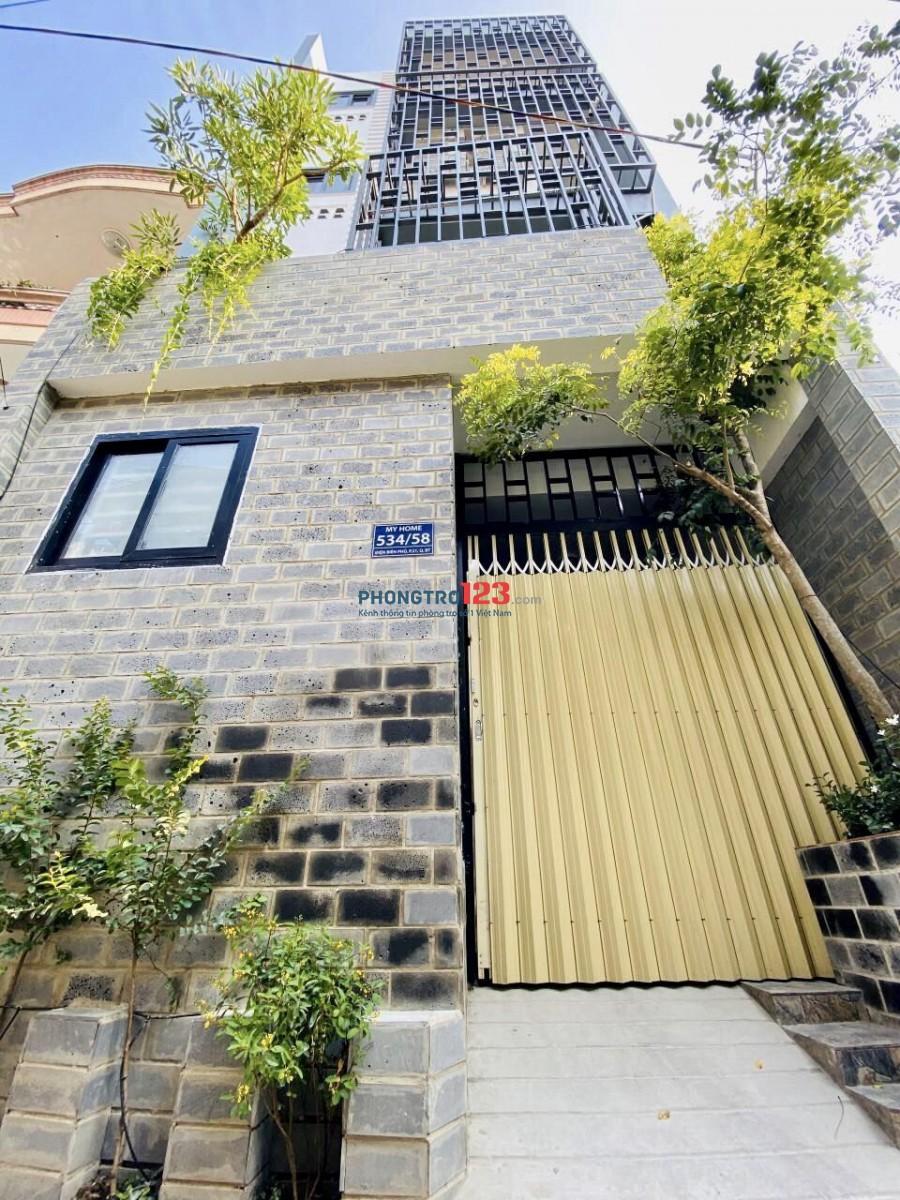 Phòng trọ cần cho thuê Full nội thất. Gần Trường Đại Học Hutech Điện Biên Phủ, Quận Bình Thạnh