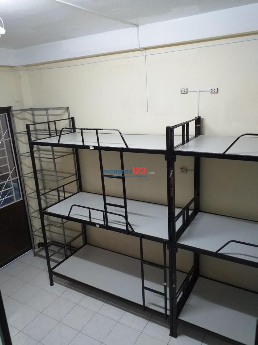 phòng trọ KTX giá rẻ (700k/t) bao toàn bộ chi phí sát sân bay Quận Tân bình