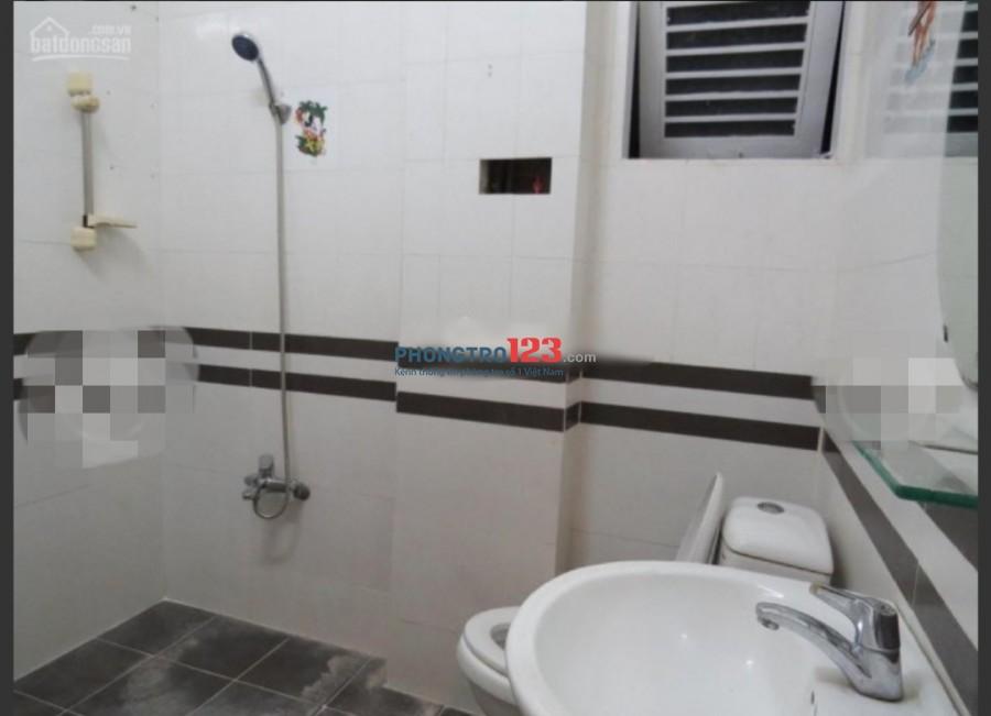 Cho thuê nhà nguyên căn 3 lầu 5pn mặt tiền Nguyễn Thượng Hiền Phường 5 Q Bình Thạnh