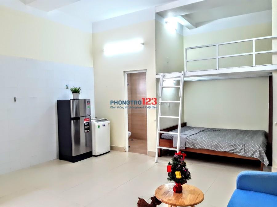Phòng trọ có nội thất ngay cầu Tham Lương, Đường Phan Huy Ích, Phường 15, Quận Tân Bình, Hồ Chí Minh