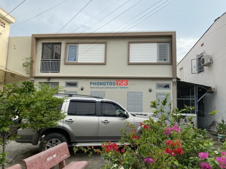 Cho thuê 2 căn góc nhà trọ mini ngay đường Man Thiện, Quận 9.