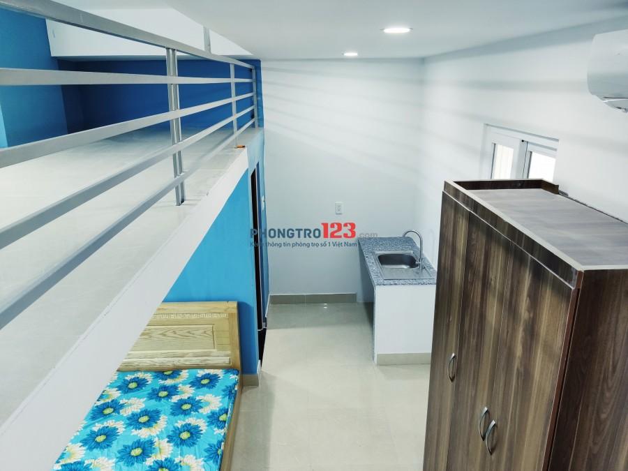 Phòng trọ mới xây có gác Gò Vấp, Lê Đức Thọ gần Lotte, Hạnh Thông Tây