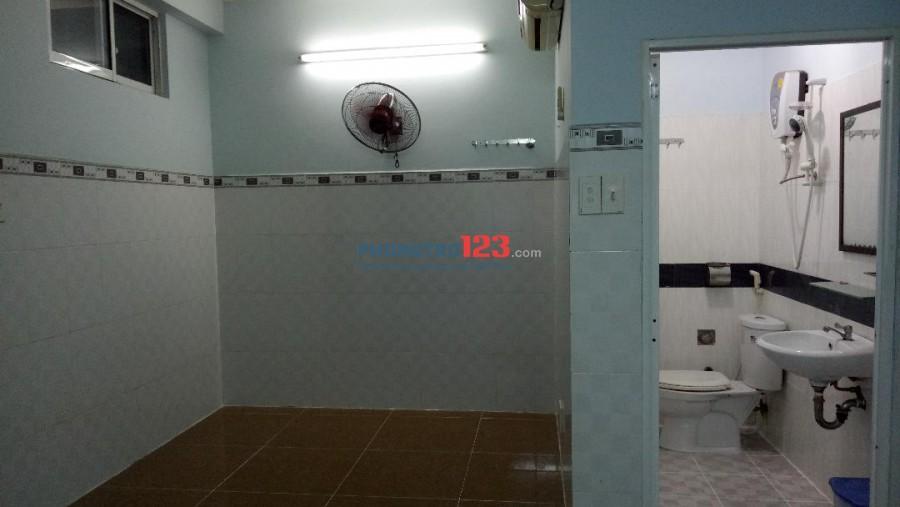 Phòng cho thuê Quận 4 - An ninh, Sạch sẽ, thoáng mát, yên tĩnh. Tại Đường Tôn Thất Thuyết Quận 4