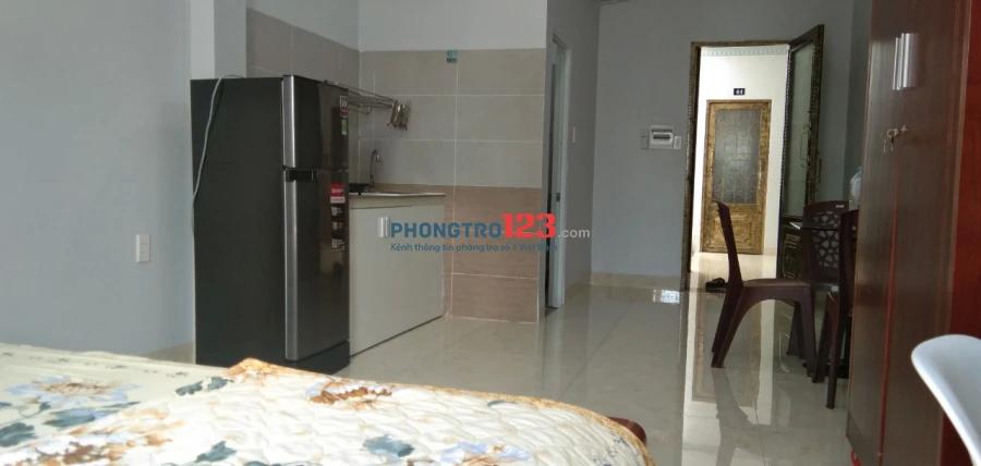 Cho thuê căn hộ mini, chỉ 2.8tr/tháng, view ban công riêng thoáng mát, Huyện Nhà Bè