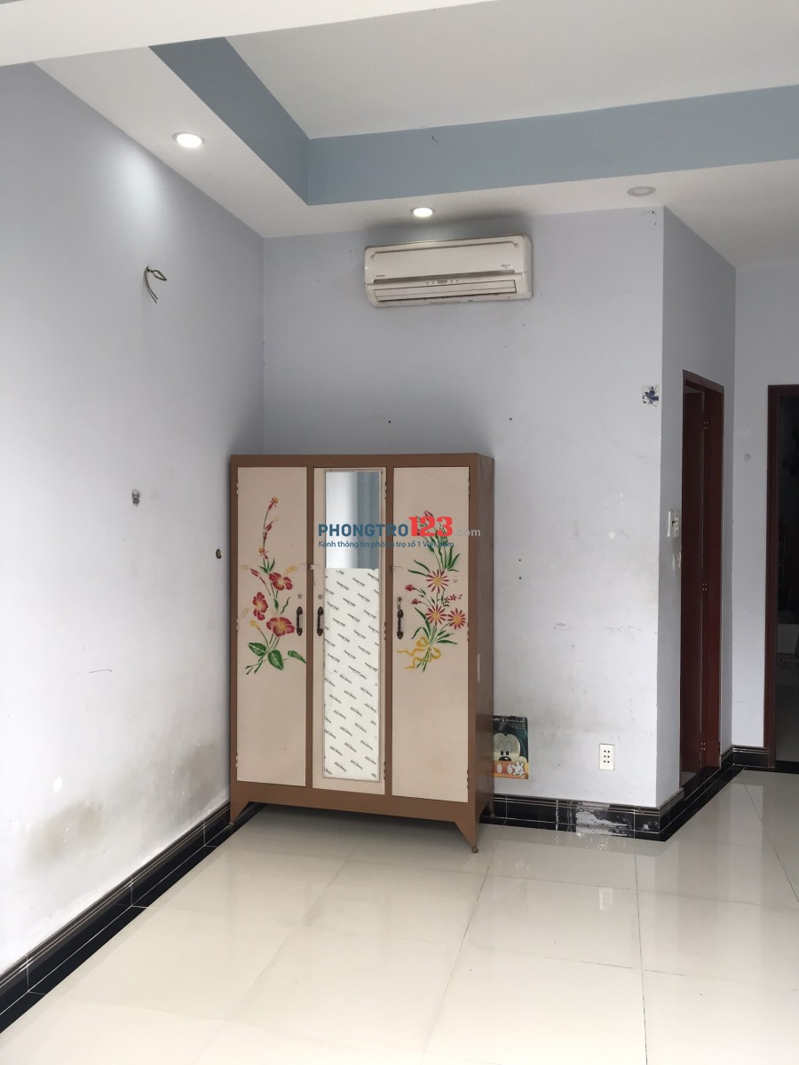 Chính chủ cho thuê phòng trọ và mặt bằng nhà mặt tiền 745 Tạ Quang Bửu P4 Q8 giá từ 1,5tr/th