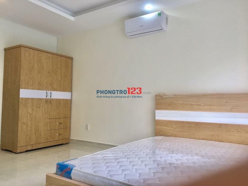 Phòng đẹp, đầy đủ tiện nghi 20m2 tại quận Bình Thạnh