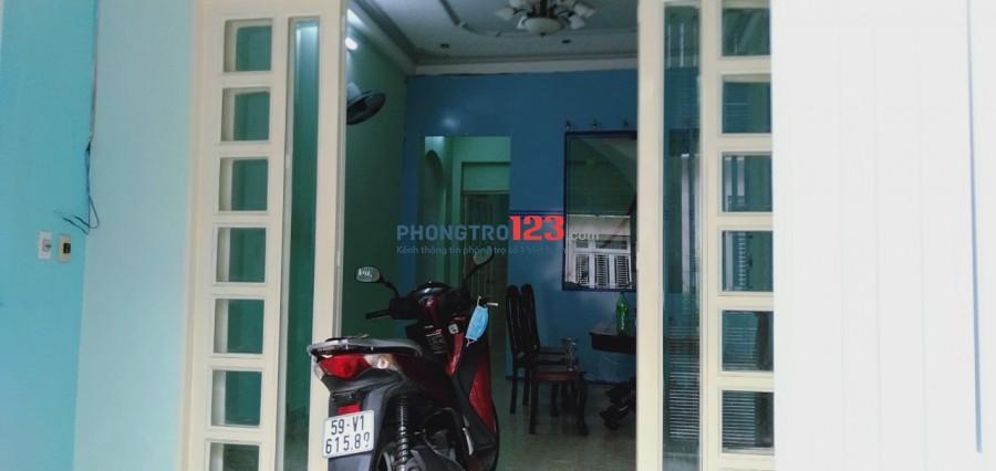 Cho thuê nhà nguyên căn 1 trệt 3 lầu 256m2 hẻm xe hơi tại 679/81 Quang Trung P11 Gò Vấp
