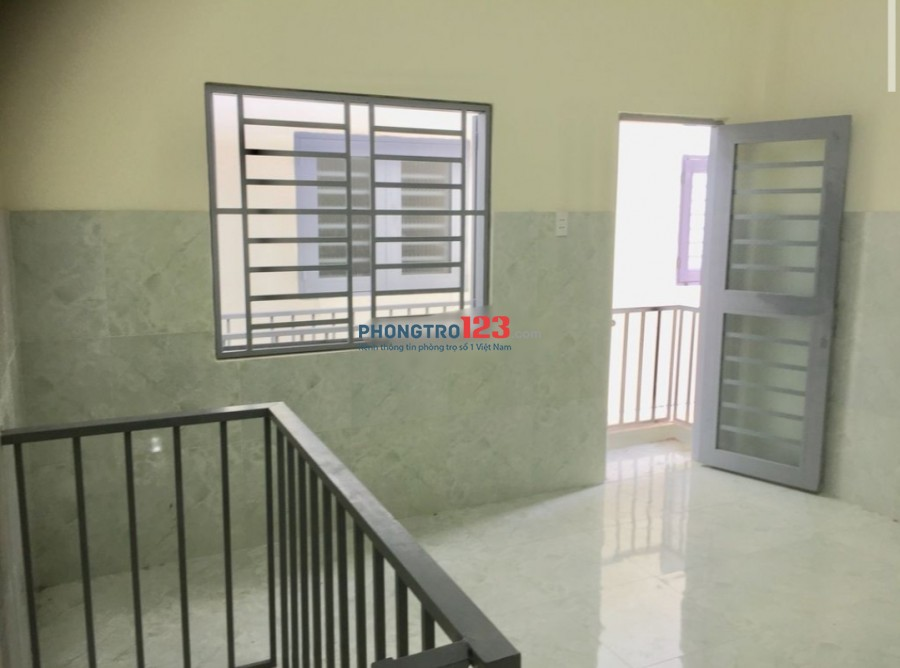 Cho thuê phòng trọ mới xây 32m2 tại Đường 160 Tăng Nhơn Phú A Q9 giá 3tr/tháng