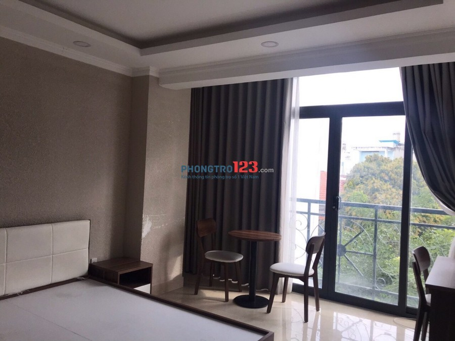 Cho thuê phòng đầy đủ nội thất tại Đường số 77, Phường Tân Quy quận 7 Tp.HCM. Giá 5.5 triệu/tháng diện tích 20m2