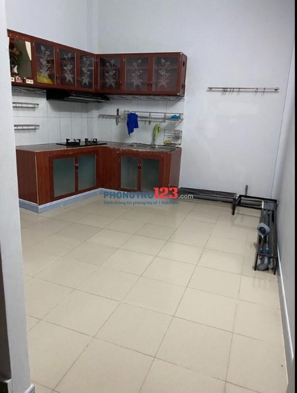 Chính chủ cho thuê nhà mới nguyên căn 4x20 1 trệt 2 lầu tại 231/36 Dương Bá Trạc P1 Q8