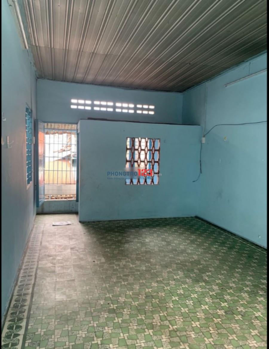 Cho thuê nhà nguyên căn 4x12 1 trệt 1 lầu tại 99/26 Lê Lợi P4 Q Gò Vấp giá 6tr/tháng