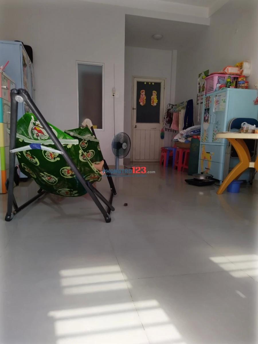 Phòng trọ sạch đẹp WC riêng, chợ Bàu Cát, Đường Nguyễn Hồng Đào Quận Tân Bình