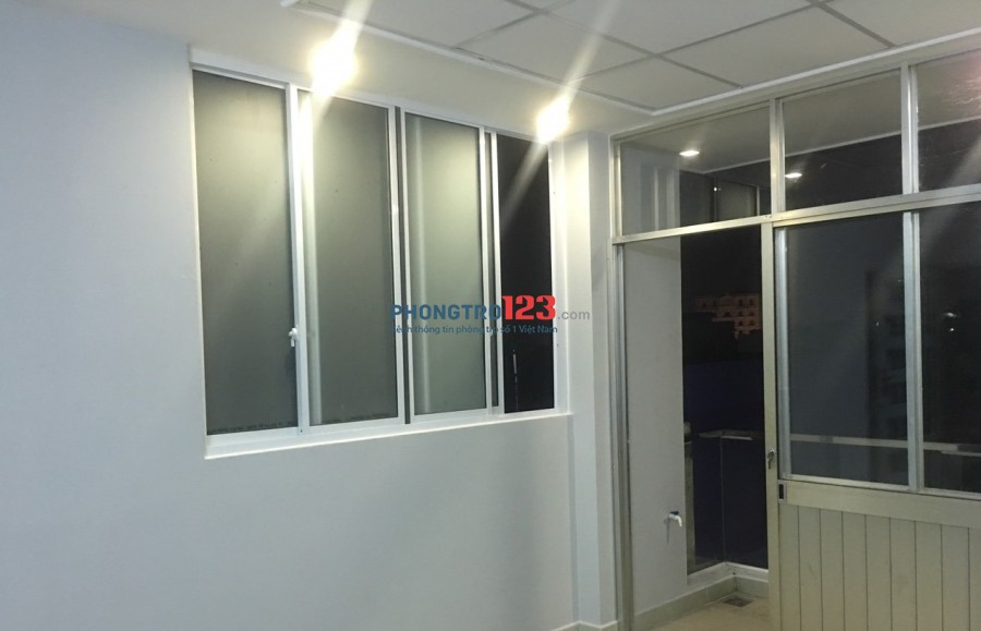 Phòng đẹp góc 2 mặt tiền lấy ánh sáng cực tốt (hình thật 100% có camera)
