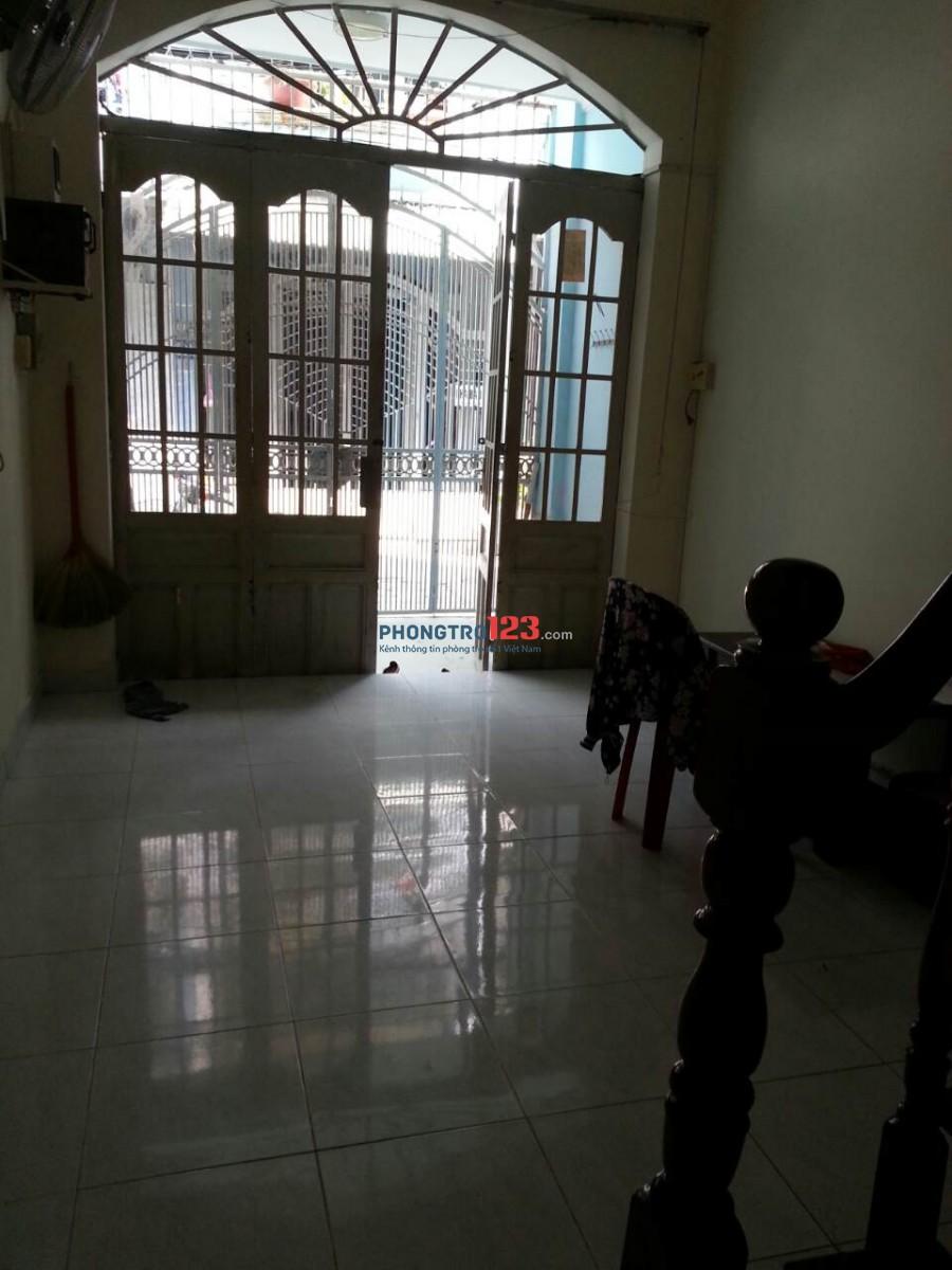 Cho thuê nhà nguyên căn 80m2 (hẻm xe hơi) Quận Tân Bình, và phòng trọ Quận Thủ Đức