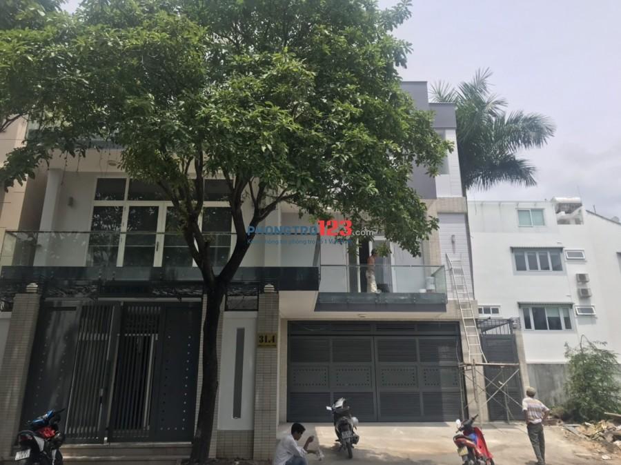 Chính chủ cho thuê biệt thự tại khu đô thị mới An Phú An Khánh Q2