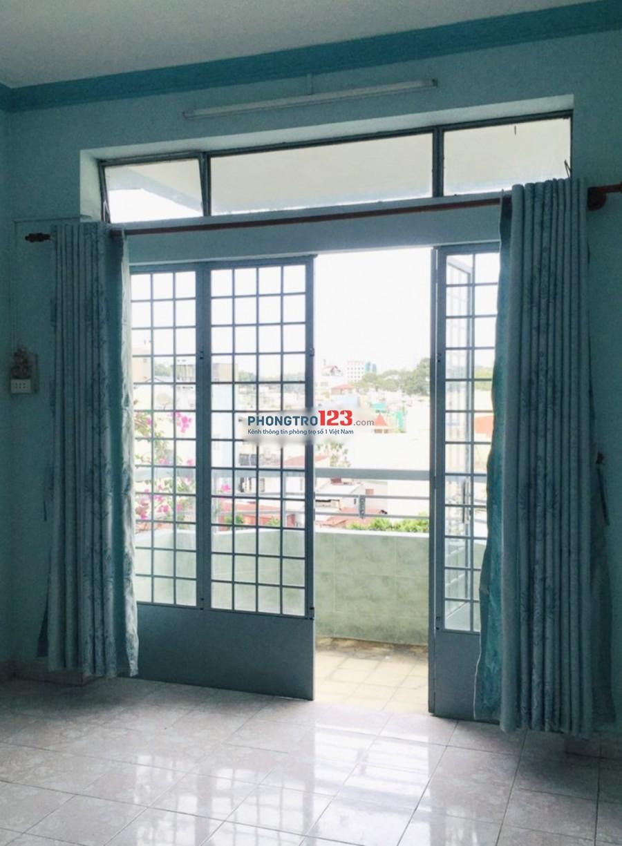 Chính chủ cho thuê chung cư Phan Văn Trị Q5 75m2 2pn có nội thất giá 11tr/tháng