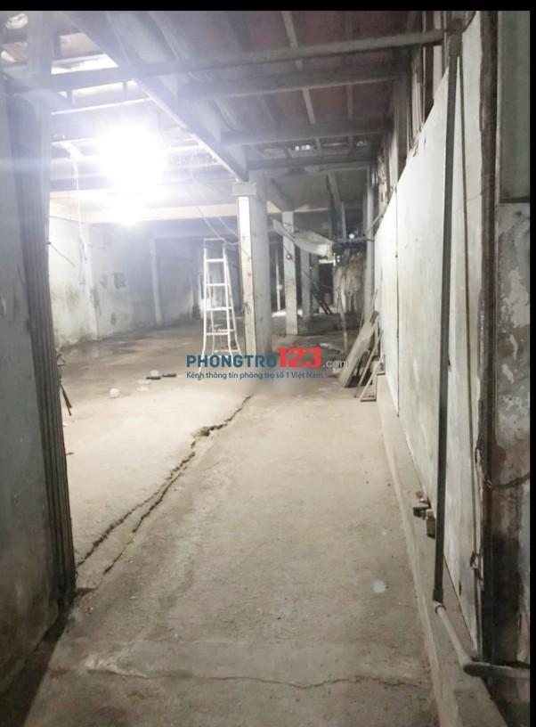 Cho thuê nhà nguyên căn 1 trệt 1 lầu DT sàn 317m2 mặt tiền 123 Ung Văn Khiêm P25 Q Bình Thạnh