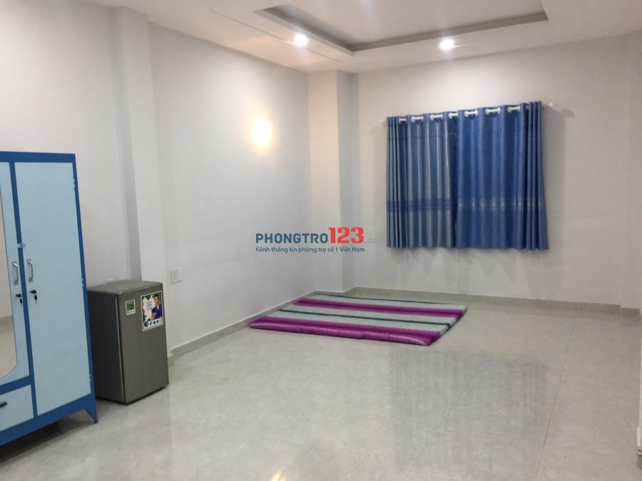 Ghép nữ văn phòng - phòng 45m2 full nội thất - Huỳnh Văn Bánh