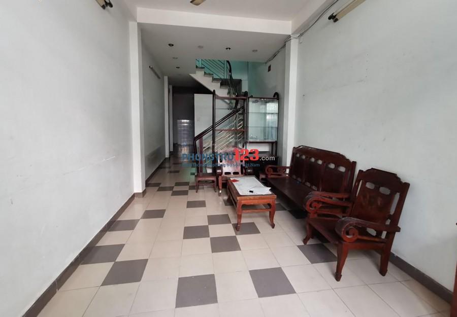 Nguyên căn CMT8, HXT gần Tô Hiến Thành. Giá 13 triệu.