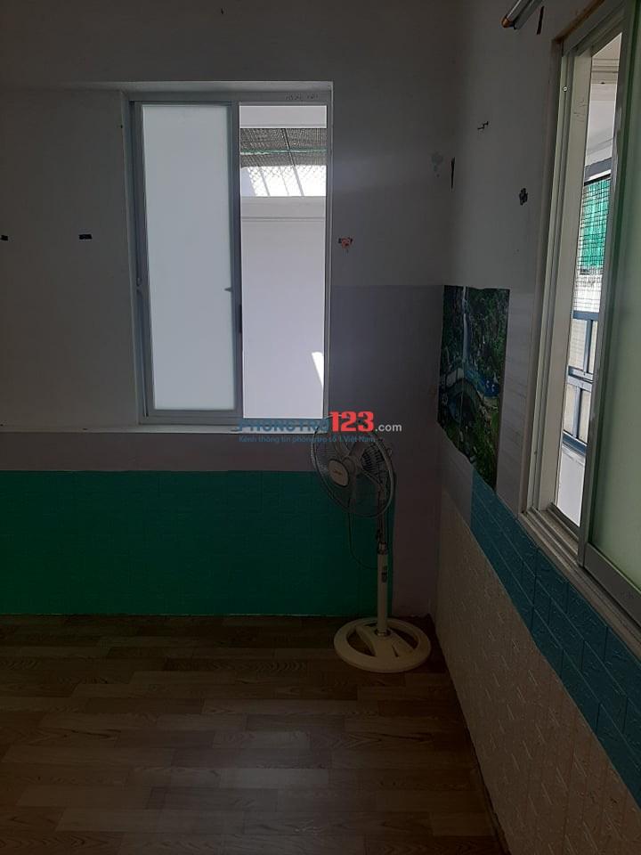Cho Nữ thuê Phòng trọ khu trung tâm q5