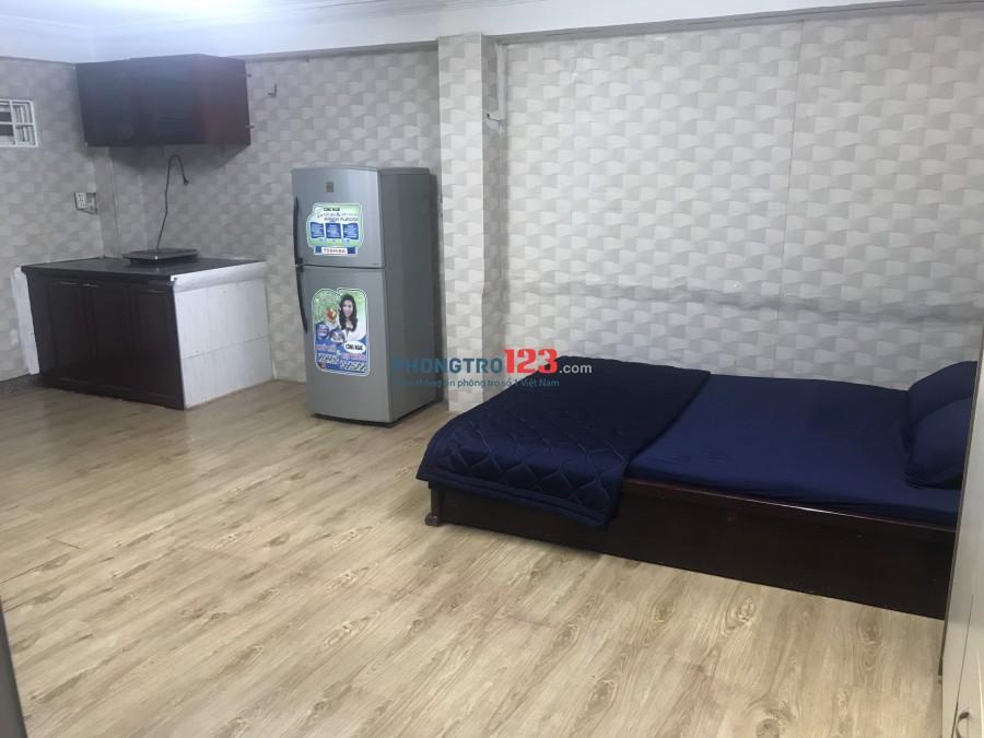 Phòng trọ cao cấp Trần Quang Diệu mới 100%