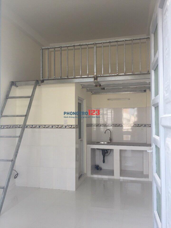 Phòng trọ cho thuê giá từ 2,5 - 3,2 triệu/tháng với diện tích từ 14m2 - 16m2.