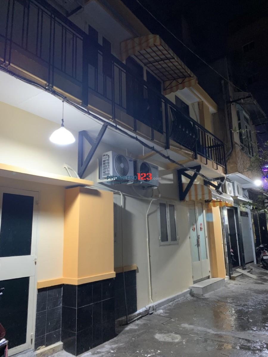 Cho thuê phòng đầy đủ tiện nghi ngay trung tâm 27/5 Bà Lê Chân P Tân Định Q1 giá từ 4tr/th