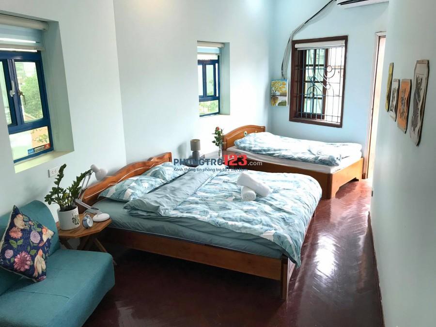 Phòng trọ tiêu chuẩn homestay quận Hoàn Kiếm