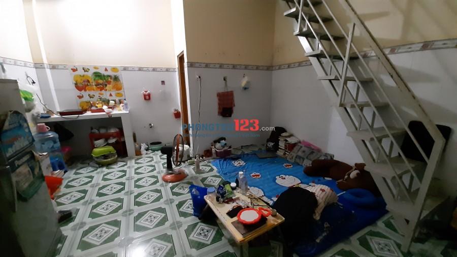 Phòng trọ 35m2 Hiệp Bình Chánh, gần PVĐ
