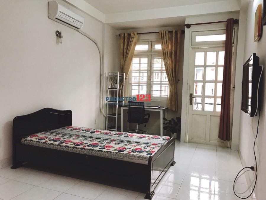 Phòng rộng rãi cho thuê tại Thảo Điền Quận 2, diện tích 32m2