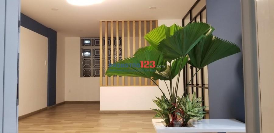 Cho thuê phòng ngay trung tâm 332/20 Cách Mạng Tháng Tám P10 Q3 giá 3,5tr/tháng