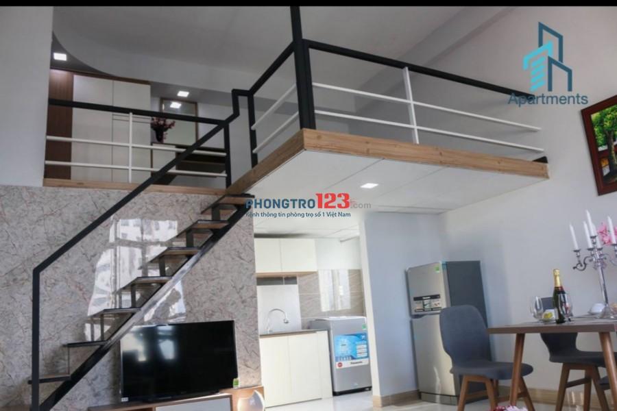 Cho thuê CHDV mini đầy đủ nội thất nhà mặt tiền 21B Nguyễn Thị Thập P Tân Phú Q7 giá từ 5tr/th