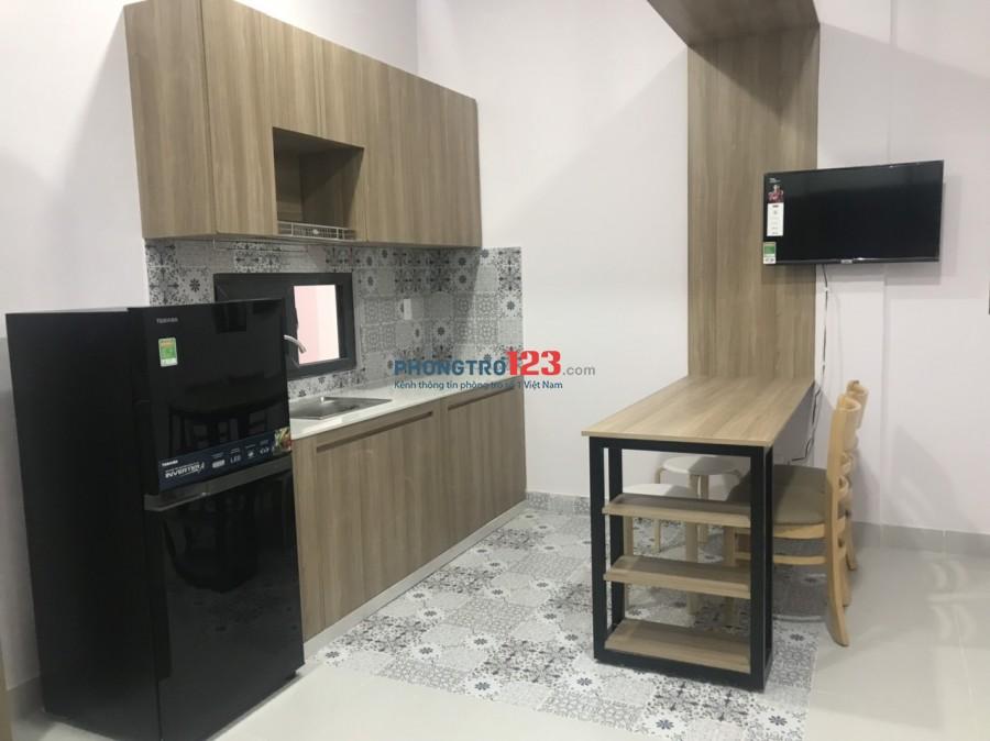 Cho Thuê Căn Hộ Mini Bình Thạnh - BX Miền Đông
