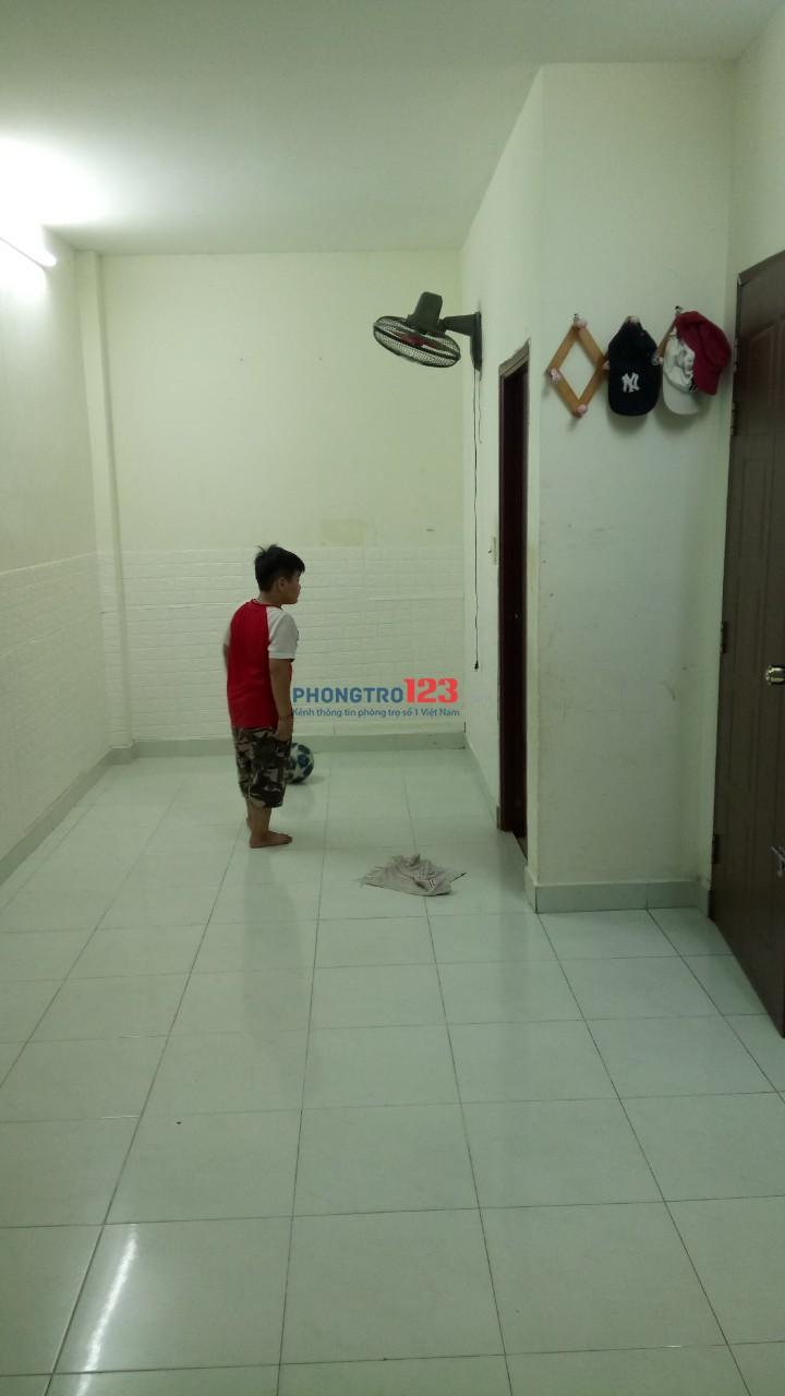 Phòng cho thuê phường 4, quận Tân Bình