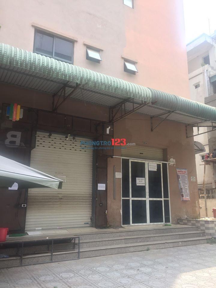 Cho thuê kiốt Kiốt 38 ct10c chung cư Đại Thanh - Phan Trọng Tuệ - Tả Thanh Oai - Thanh Trì