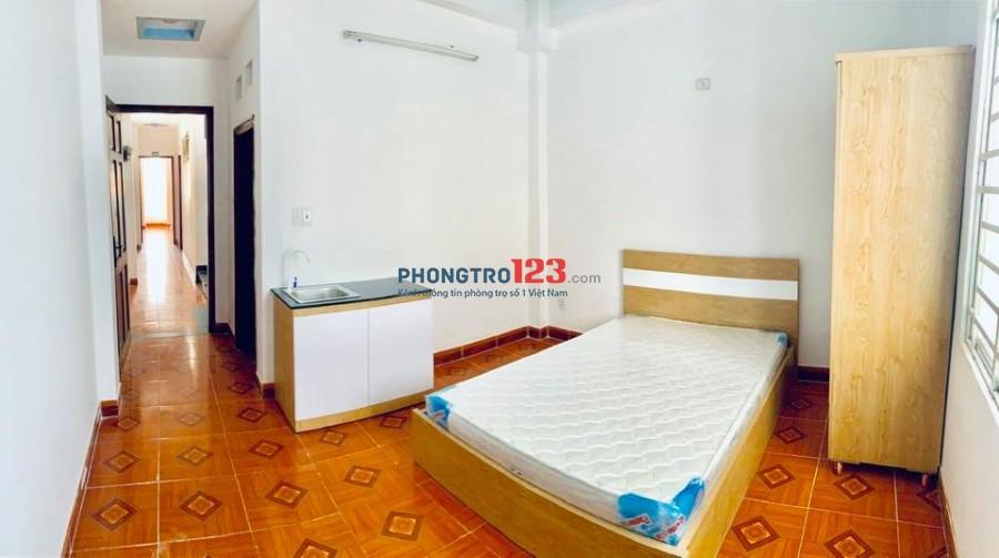 Cho thuê phòng full nội thất đường Phạm Văn Bạch, P.15, Tân Bình