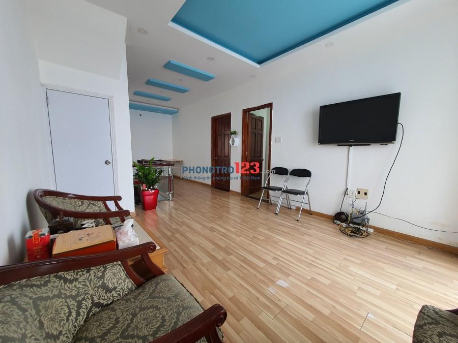 Cho thuê Văn Phòng HXH Tân Bình