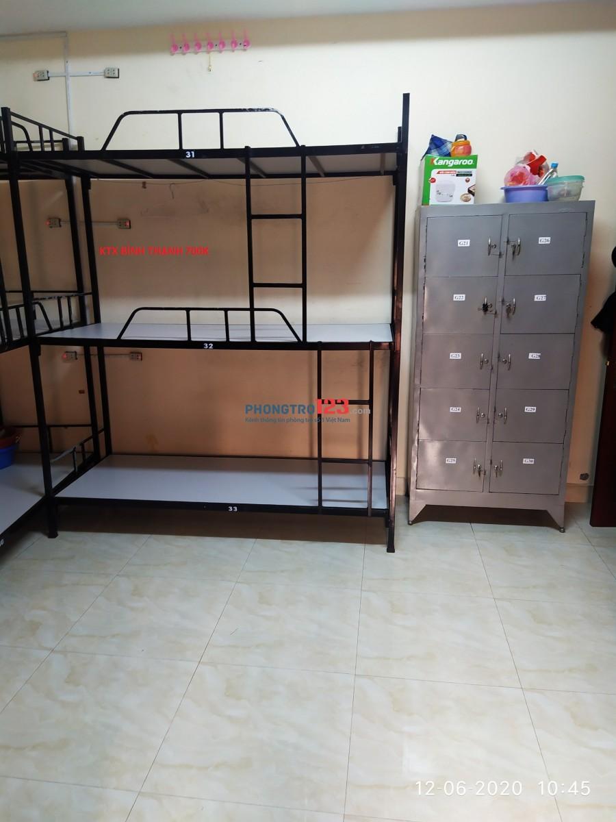 KTX giá rẻ cho sinh viên, có máy lạnh. Đi bộ 5p tới Hutech
