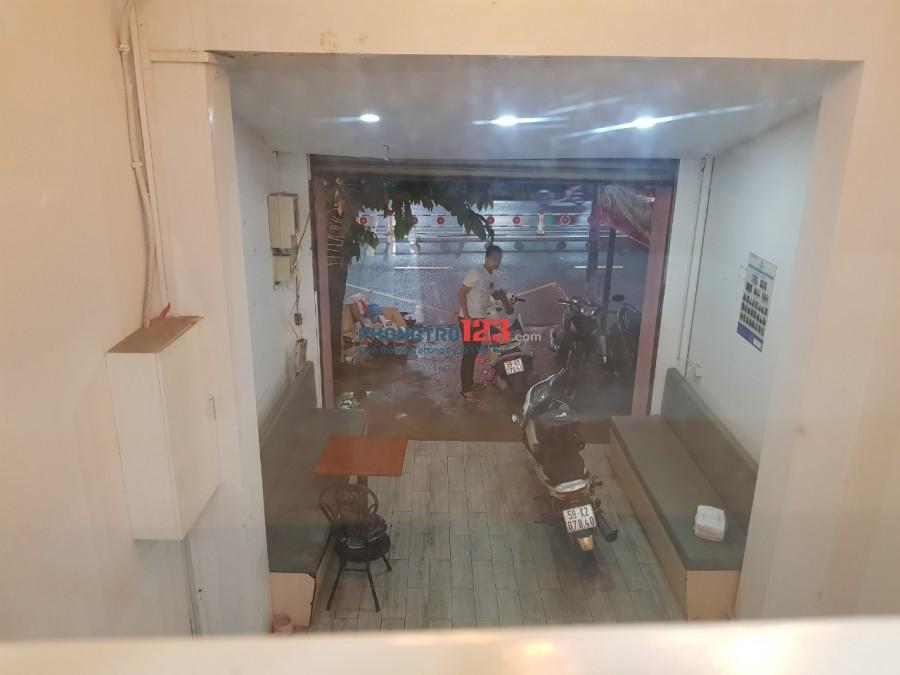 Mặt bằng 120m2, ngay mặt tiền đường 2 chiều, đối diện Lotte, 286 Nguyễn Văn Lượng