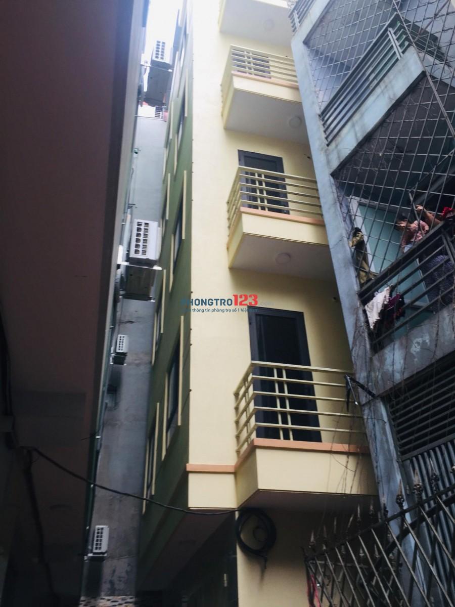 Cho thuê nhà nguyên căn, chính chủ phố Pháo Đài Láng