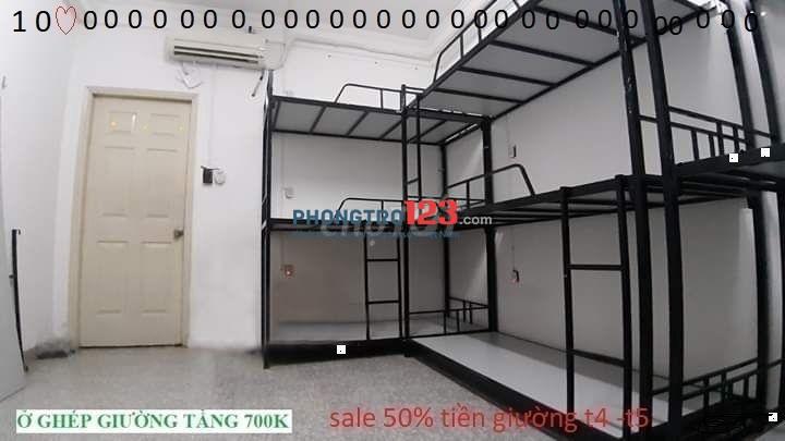 Phòng trọ Quận Tân Bình 24.83m² ngay trung tâm quận
