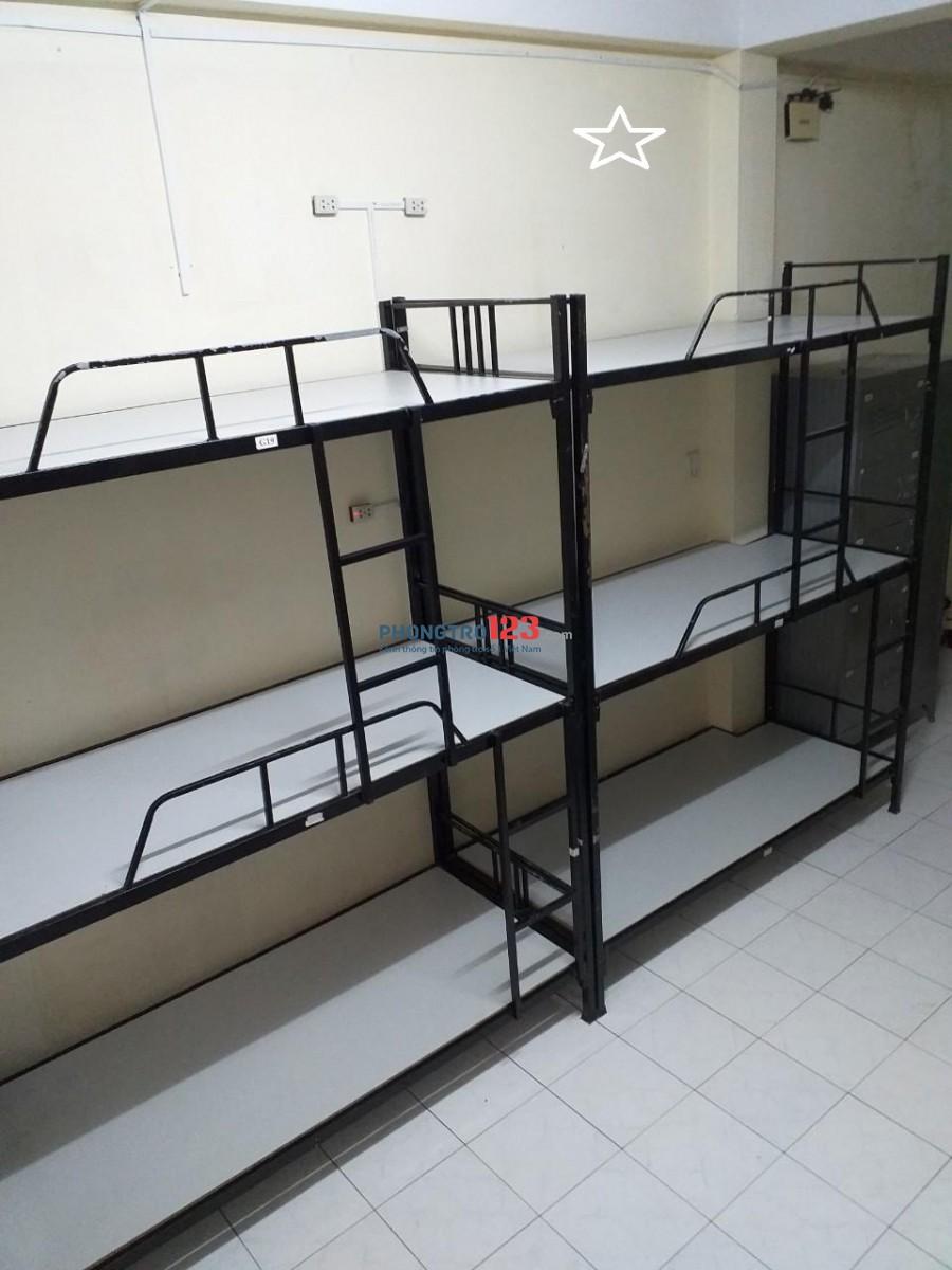 Phòng trọ KTX giá rẻ sạch sẽ an ninh tốt Quận Tân bình