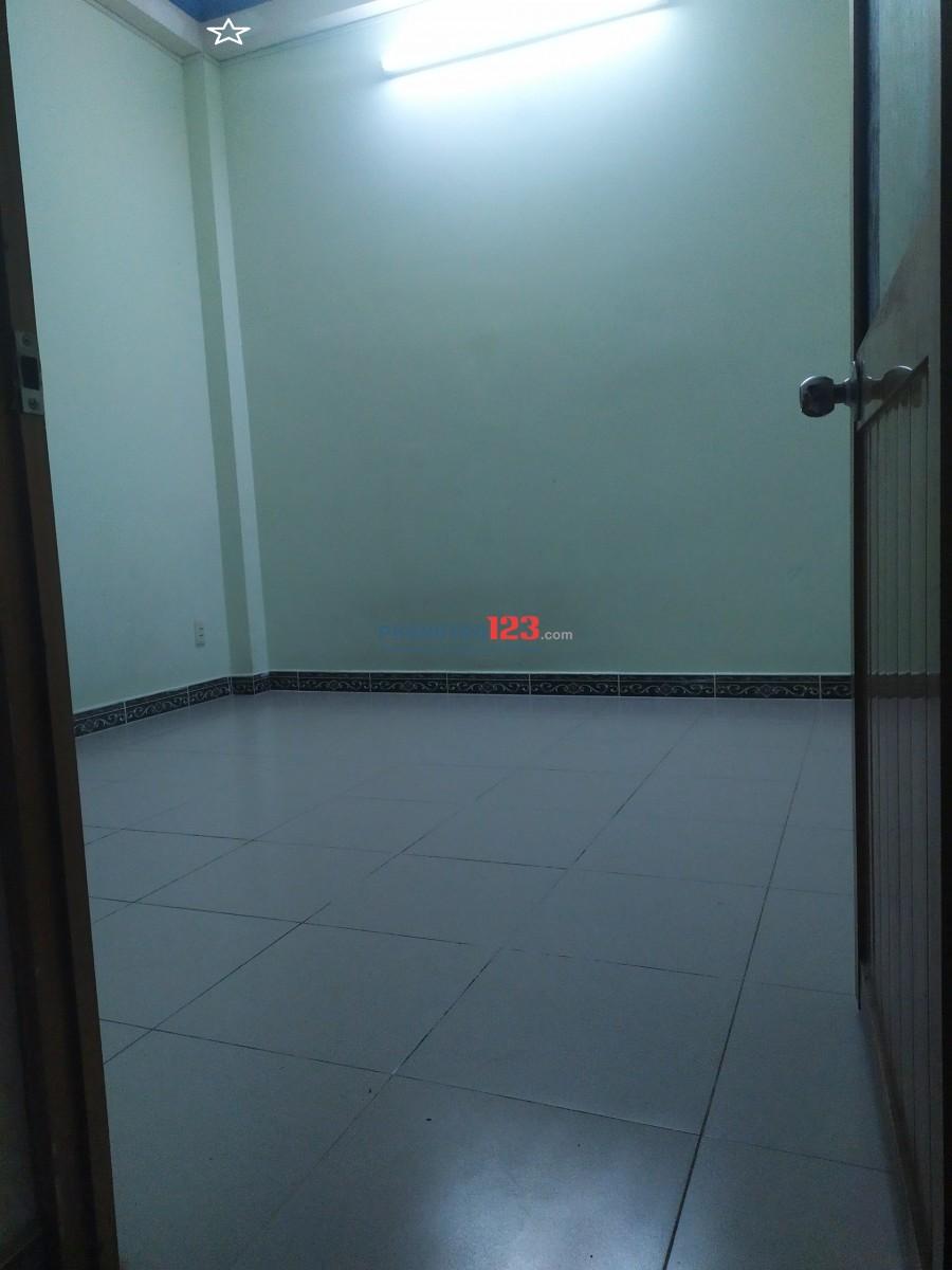 Phòng trọ Sạch sẽ_giá rẻ_an ninh tốt sát sân bay Quận Tân Bình
