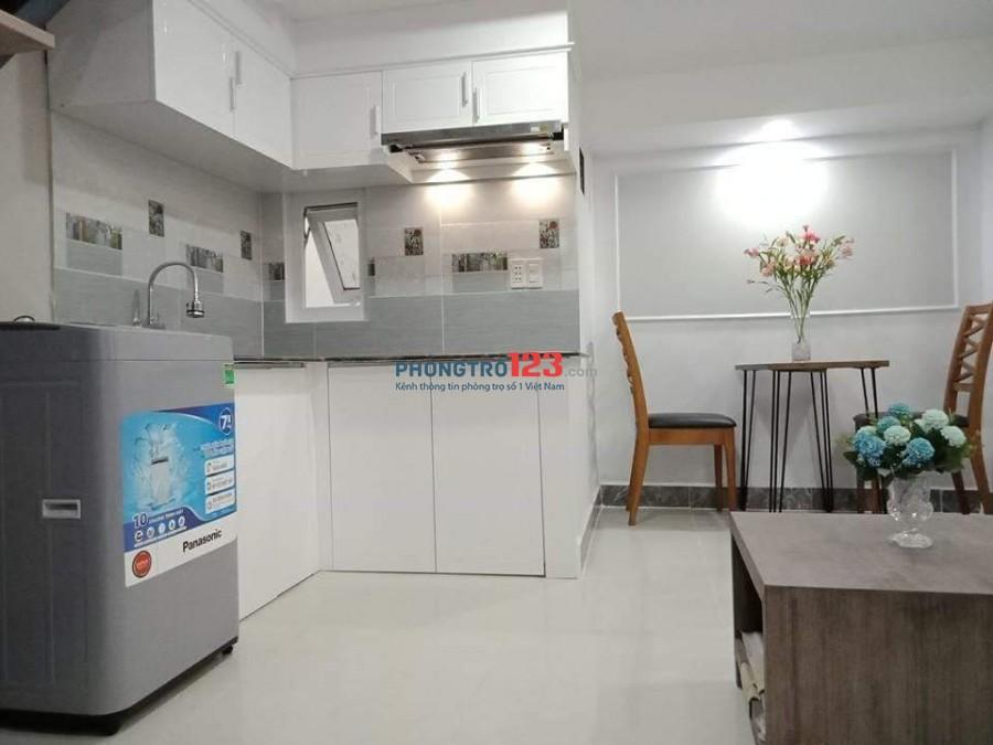 Căn hộ duplex 30m2 đủ nội thất 142 Nguyễn Thị Thập Q7