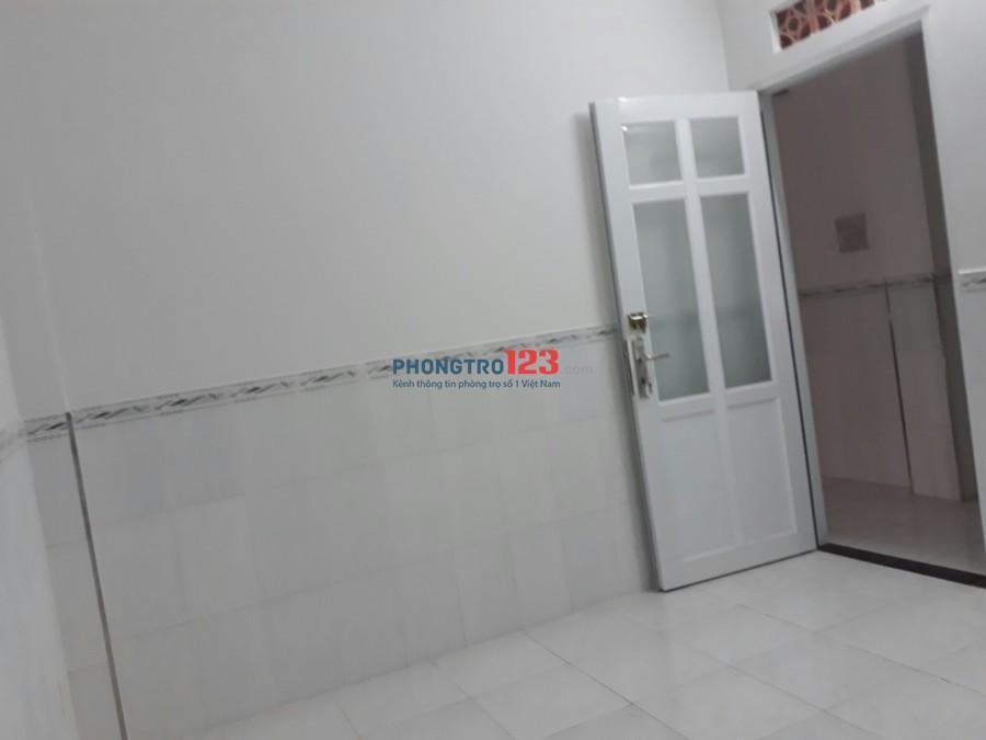 Chính chủ cho thuê phòng sạch sẽ, cửa sổ thoáng mát, diện tích 20m2, giá 2,5tr/tháng