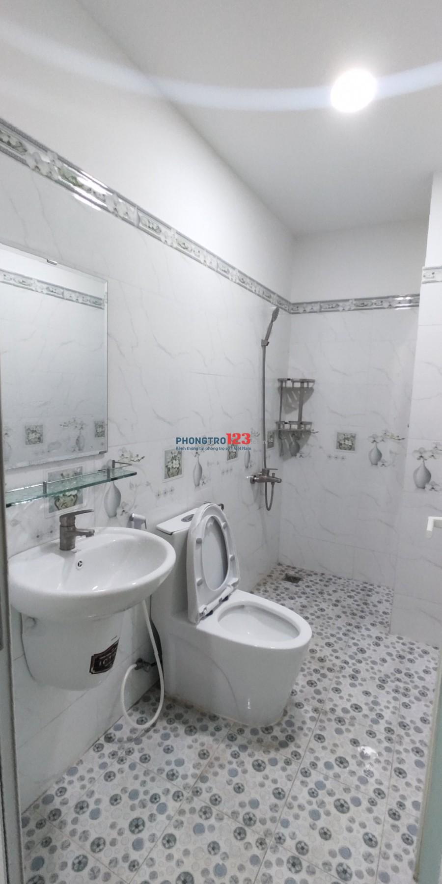 Cho thuê căn hộ mini 1 phòng ngủ có gác đường Lê Văn Thịnh, Quận 2