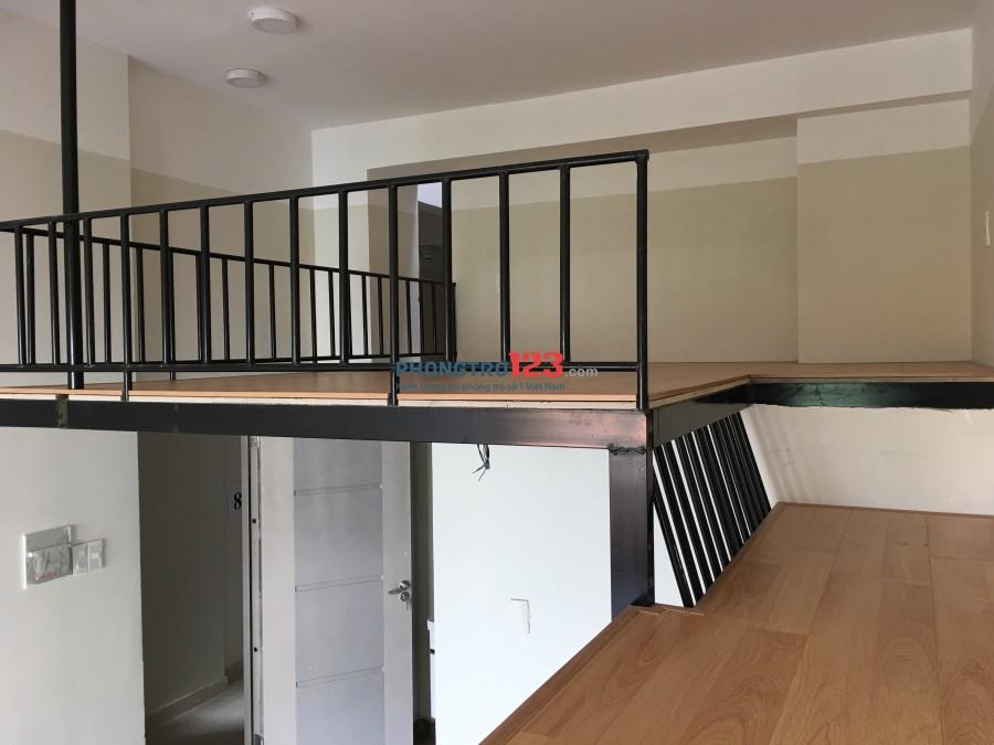 Căn hộ studio full nội thất (1 tháng nữa dọn đến ở được)
