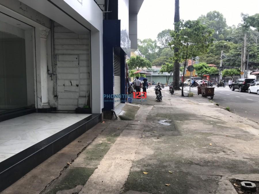 Chính chủ cho thuê nhà nguyên căn mặt tiền 60 Sương Nguyệt Ánh P Bến Thành Quận 1