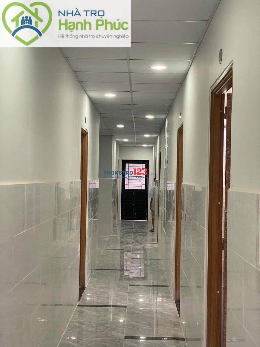 Cho thuê phòng trọ mới xây 100% tại 481/19 Trường Chinh P14 Q Tân Bình giá từ 3,6tr/tháng